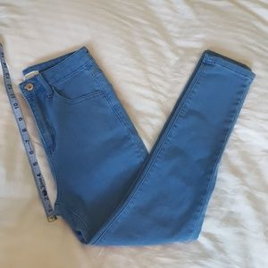 Super High Rise Skinny Ankle Jeans - 27